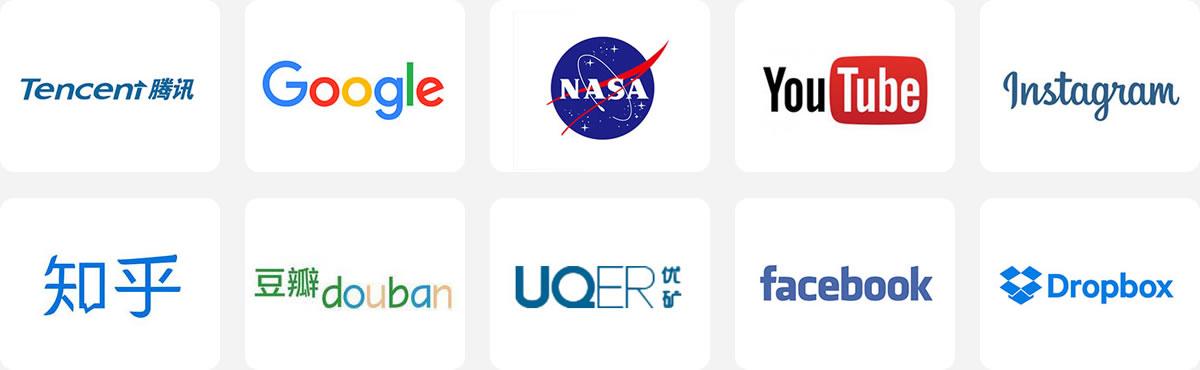 知名人工智能公司