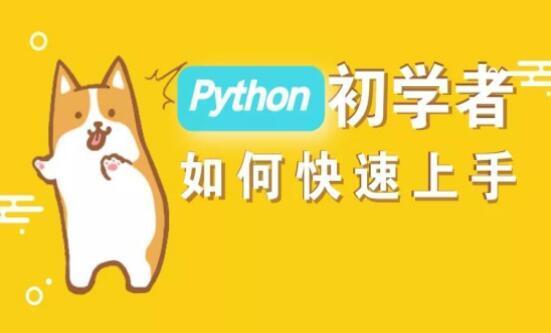 初學Python如何快速上手 最全學習路線是什麼
