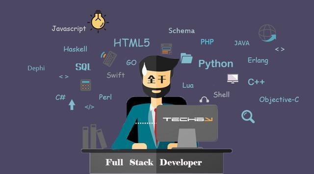 想成為一個Web前端開發工程師,需要掌握的知識總結